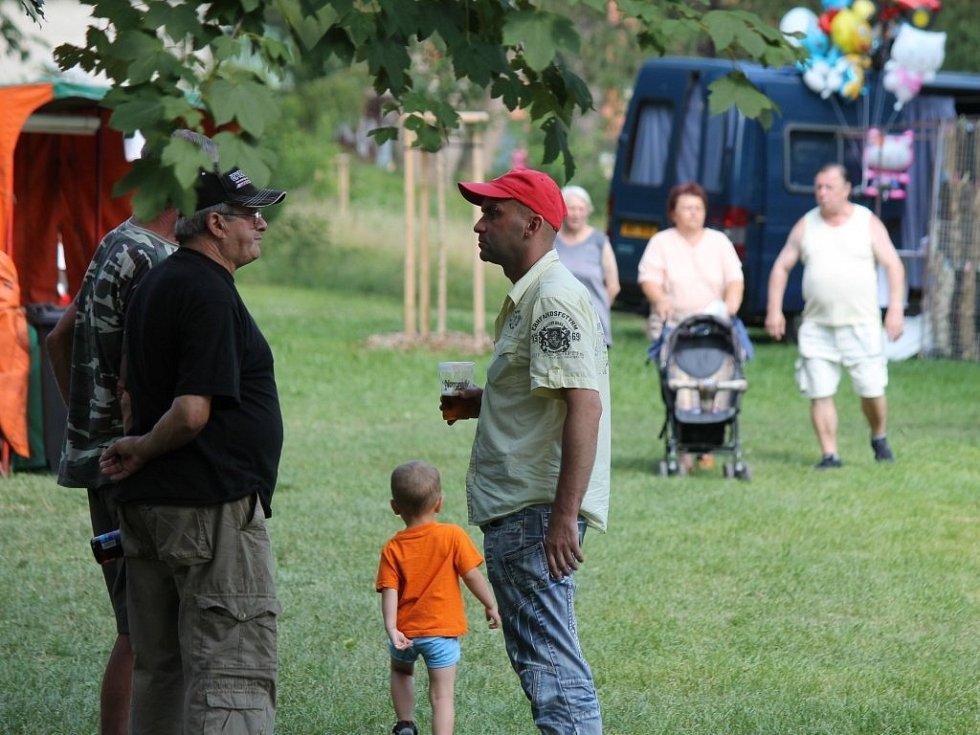 Dobrovolní hasiči z Velkých Opatovic pořádali již po dvanácté pivní slavnosti.