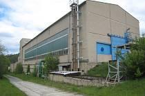 Areál bývalého podníku ČKD Blansko strojírny a. s. se dražil v elektronické aukci. Vyvolávací cena 138 milionů nikoho neoslovila.
