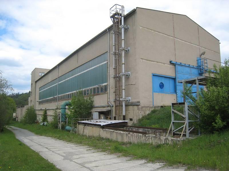 Areál bývalého podníku ČKD Blansko strojírny a. s.