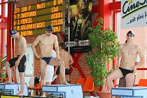 Na Velké ceně Ostravy se o víkendu neztratily ani plavecké naděje z Blanenska.