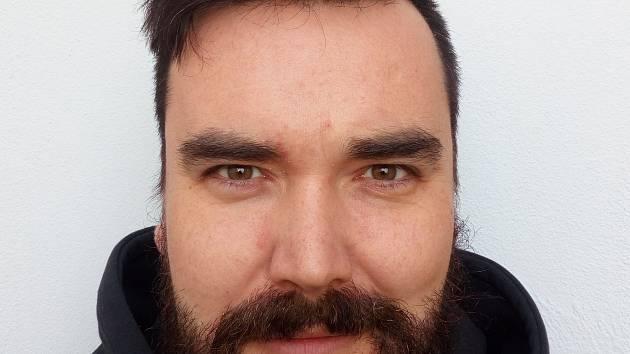 Vedoucí boskovického kina Tomáš Marvan.