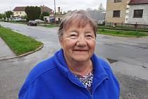 Libuše Přibylová, 69 let, v důchodu.