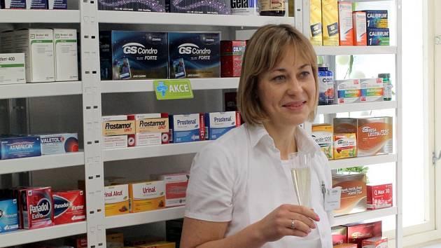 Ve zdravotním středisku v Šebetově otevřeli výdejnu léků.