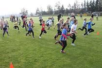 Běžecké závody v Rudici.