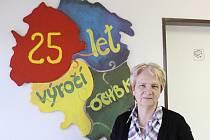 Jana Sedláková z Vilémovic vedla 25 let Oblastní charitu Blansko. Letos odchází.
