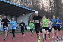 Jarní pětka na dráze překonala účastnický rekord. Pětikilometrový závod vyhrál brněnský Jakub Kočař.