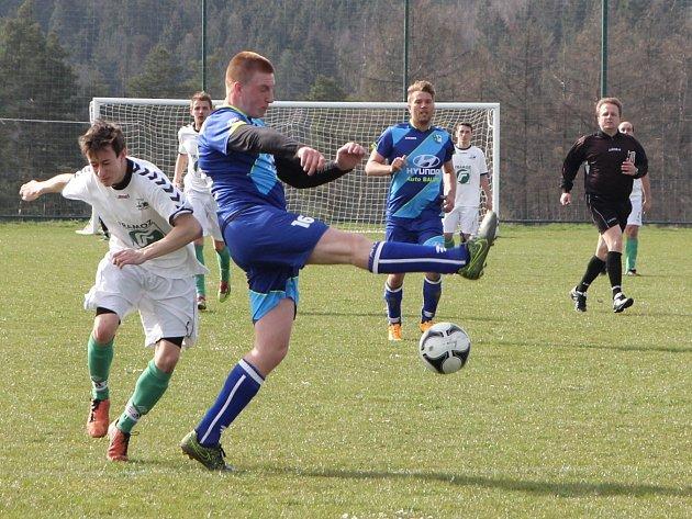 Dvěma výhrami vstoupili do jarní části skupiny A I. B třídy fotbalisté Vilémovic. V neděli doma porazili Rousínov B 2:0 po brankách Kašpárka a Švihálka. V dalším kole je čeká okresní derby v Rájci-Jestřebí.