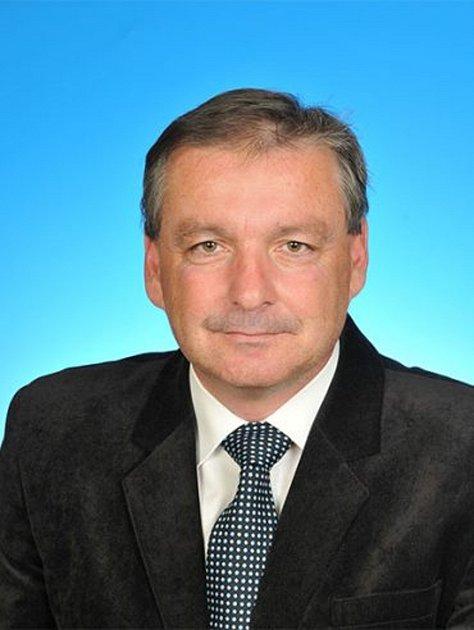 Nový starosta Boskovic Jaroslav Dohnálek.