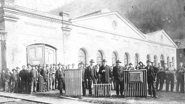 Výrobky ČKD Blansko lze nalézt po celém světě. V první polovině dvacátého století v podniku existovala čtyři oddělení. Na výrobu vodních turbín, mlýnských i dřevoobráběcích strojů, topných kotlů a stavební oddělení.
