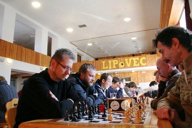 Okresní turnaj šachy Lipovec