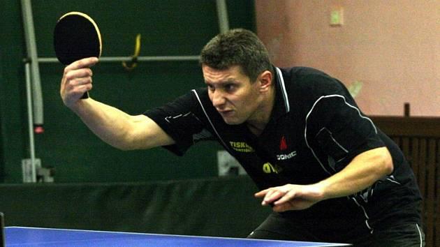 Pavel Voráč je předsedou KST Blansko, za které nastupuje i v C týmu.