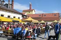 Zahájení turistické sezóny v Černé Hoře.