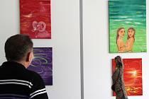 Výstava Drahoslava Macka.