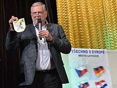 Letovičtí uspořádali třídenní mezinárodní kulturní a společenskou akci nazvanou Všechno o Evropě.