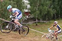 Posledním závodem v Protivanově vyvrcholil tradiční seriál závodů horských kol. V mládežnických kategoriích se prosadili bikeři benešovského Moravce.