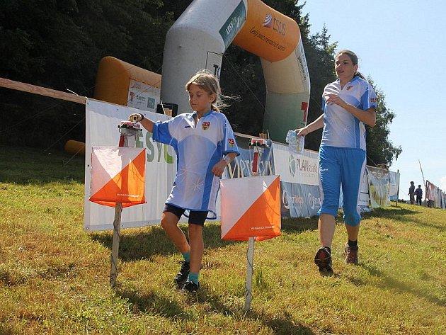 Tři dny od pátku do neděle patřily na Boskovicku orientačním běžcům.