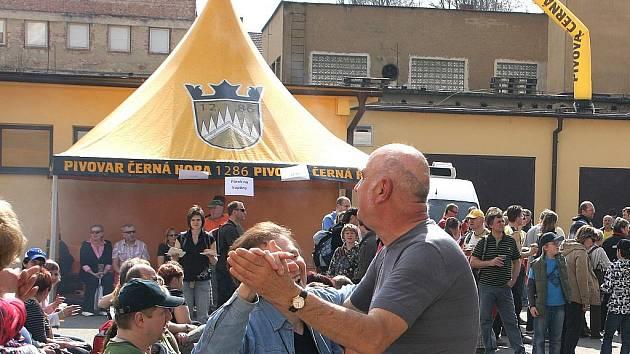 Pivovar Černá Hora - ilustrační foto.