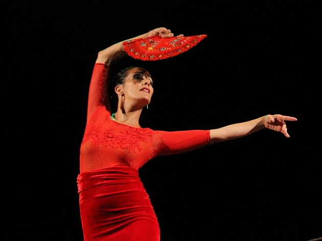 V boskovickém Zámeckém skleníku v úterý od půl osmé večer odstartoval už jedenáctý ročník festivalu španělské kultury Ibérica