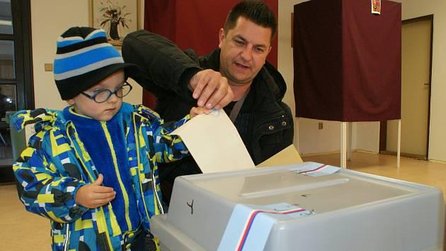 Volby v Jihomoravském kraji.
