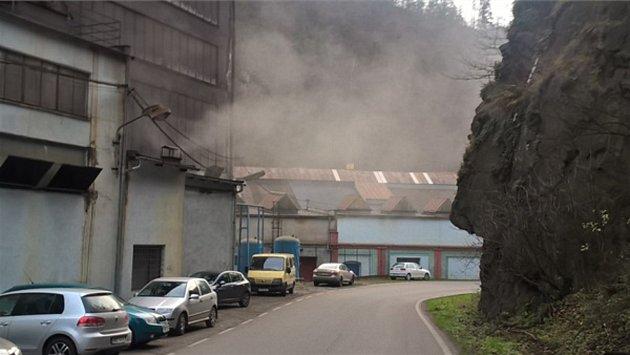 Blanenská slévárna Ernst Leopold dostala pokutu čtvrt milionu za znečišťování ovzduší.