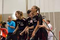Florbalistka Anna Bachratá působí ve Švýcarsku.