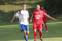 Ve Skalici nad Svitavou oslavili šedesát let od založení fotbalového klubu. K exhibičnímu zápasu přijel Klub fotbalových internacionálů České republiky a porazil místní jedenáctku 8:3.