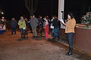 V režii Ochotnického divadla Svitávka ve spolupráci s městysem se zpívaly koledy ve Svitávce. Přišlo asi osmdesát lidí. Pro děti byl připravený čaj, pro dospělé svařák, koledy s příchozími zpíval Svatojánský chrámový sbor ze Svitávky.