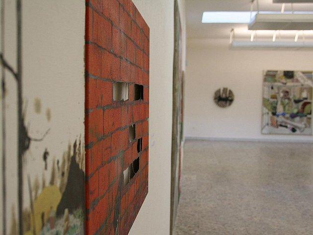 Díla třicetileté umělkyně Denisy Krausové jsou v těchto dnech k vidění v Galerii města Blanska. Velký sál galerie zaplňují její nová velkoformátová zátiší doplněná o některá starší díla.