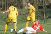 Fotbalisté Bořitova doma prohráli s Líšní B 0:3.