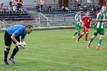 Fotbalisté Boskovic remizovali s Jevišovicemi 2:2.