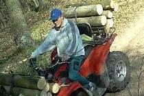 Zloděj dřeva.
