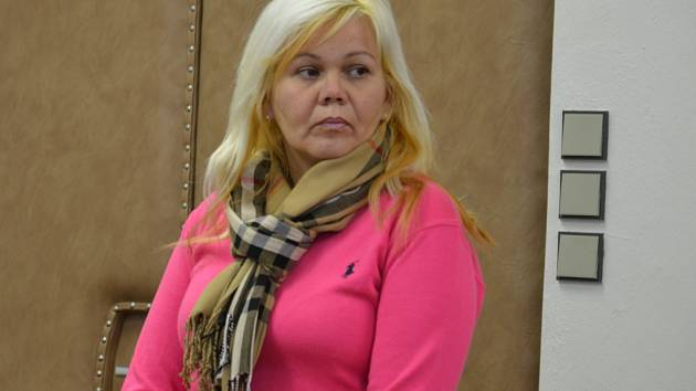 Majitelka zkrachovalé boskovické cestovní kanceláře Majestic Travel Zuzana Pálová.