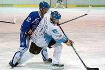 Dynamiters Blansko vs. Warrior Brno 1:2.