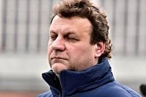 Fotbalový trenér Pavel Helán.