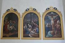 Chrám Panny Marie ve Křtinách.