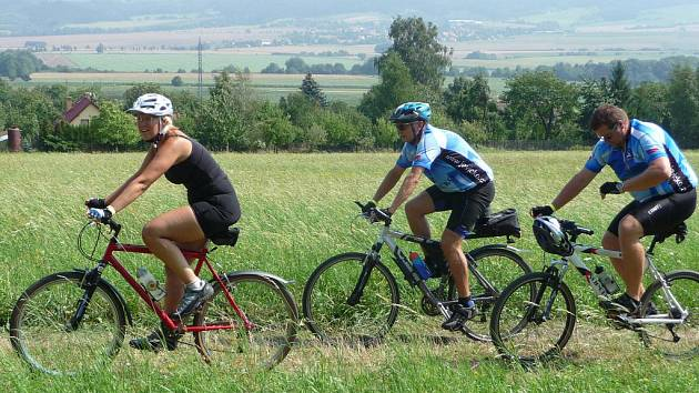 Pátý ročník cyklovýletu Okolo Malé Hané.