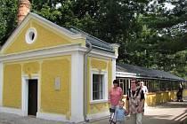 Ve Svitávce slavnostně otevřeli zrekonstruovaný skleník.