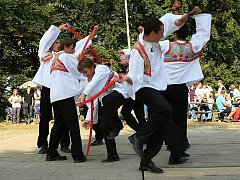 Tradiční Václavské hody v Olomučanech