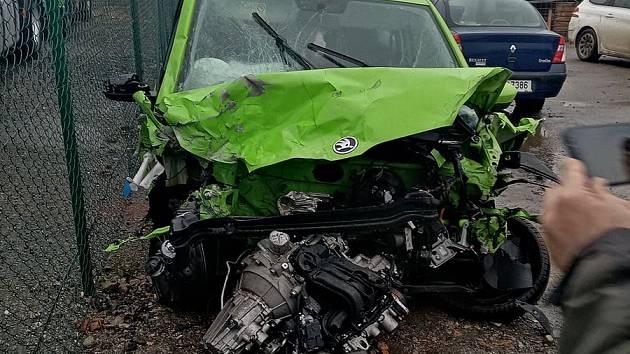 Stačilo několik vteřin a Simoně Tůmové z Blanenska se změnil život. Místo shánění vánočních dárků skončila ve vážném stavu v nemocnici. Po autonehodě, kterou zavinil opilý řidič.