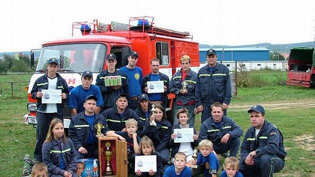 Dobrovolní hasiči v Ráječku oslaví 110 let