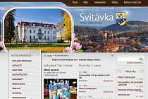 Webové stránky městysu Svitávka.