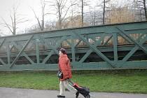 Spolek Kolejová chtěl u Ježkova mostu v Blansku udělat malé muzeum železniční historie. Po více než pěti letech snažení projekt odpískal. Část historických exponátů už nechal odvést.