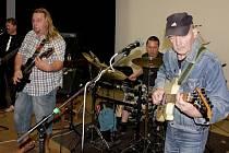 Kapela S. Band bude koncertovat ve Voděradech.