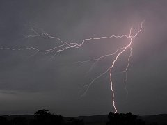 Bouře ve Vavřinci.