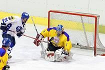 Hokej Blansko -  Nedvědice