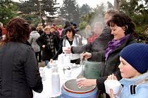 Polévka pro chudé i bohaté v Letovicích- ilustrační foto.