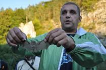 V sobotu zavítali turisté do Sloupsko-šošůvských jeskyní na Evropskou noc pro netopýry.