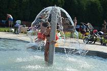 Blanenský akvapark zve k odpočinuku