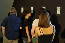 Obrazy a plastiky brněnské výtvarnice Adély Kyzlinkové si mohou lidé v těchto dnech prohlédnout v boskovickém Prostoru.