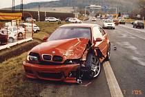 Na křižovatce mezi Černou Horou a Bořitovem se v minulosti stala řada dopravních nehod. Před čtyřmi lety tam zahynul i jeden člověk.